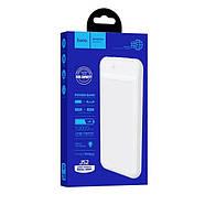 Портативная Батарея Hoco J52 New joy mobile power bank (10000mAh) White, фото 2