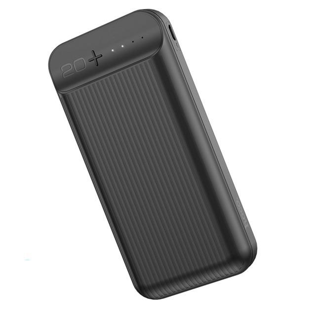 Портативная Батарея Hoco J52A New joy mobile power bank (20000mAh) Black