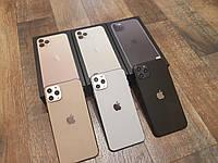 Apple Iphone 11 Pro/Pro Max! Копия! 5 цветов! Защитное стекло 5D в подарок!