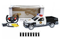 Полицейский джип пикап на радиоуправлении 4х4 Police 3699-Q6