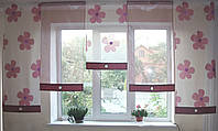 Японские панельки Ромахи роз 3м, фото 1