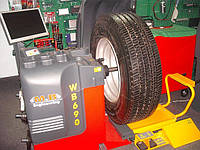 Станок балансировочный MB WB 690 универсальный