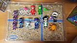Набор Делюкс фигурки Герои в масках 16 штук, Deluxe PJ Masks, оригинал из США, фото 8
