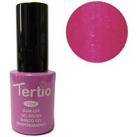 TERTIO гель - лак № 025 (темно-лиловый) 10 мл