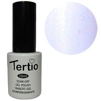 TERTIO гель - лак № 032(белая эмаль) 10 мл