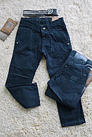 Котоновые брюки для мальчиков 6-  лет