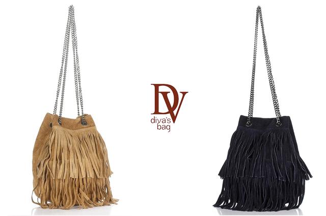 женские сумки с бахрамой