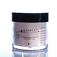 Акриловая пудра Starlet Professional 60 гр,розовая