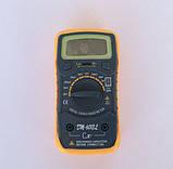 Мультиметр DM-6013L цифровой, фото 5