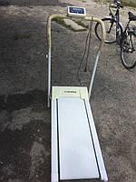 Бігова доріжка (електоропривідна) RoHS б/у з Німеччини