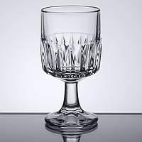 Бокал для вина розового 270 мл. на ножке, стеклянный Winchester Wine, Libbey