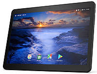 Планшетный ПК Pixus Ride 3G Dual Sim Black, 9.6 (1280х800) IPS / MediaTek МТ6580 / ОЗУ 2 ГБ / 16 ГБ встроенной + microSD до 128 ГБ / камера 5 Мп + 2
