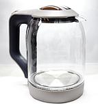Стеклянный электрический чайник Redmond RMC-993, фото 2