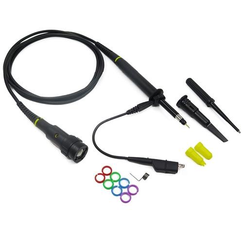 Щуп, пробник P4100 для осциллографа 100МГц, 100x, 2кВ
