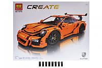 """Конструктор Бела CREATE 10570 """"Porsche 911 GT3 RS"""", 2704 дет., порш спорткар, техник"""