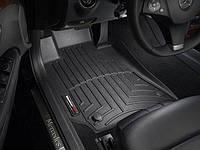 Коврики Mercedes E-class W212 2013- передние черные | Автоковрики WeatherTech 446811