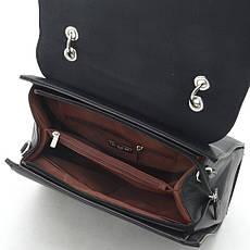 Жіноча сумка David Jones CM5464T d. червона, фото 3