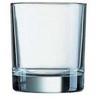 Стакан для напитков 300 мл. низкий, стеклянный Islande, Arcoroc