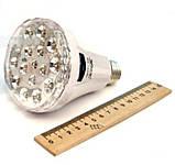 Энергосберегающая светодиодная лампа с аккумулятором и функцией аварийного питания 1895, фото 2