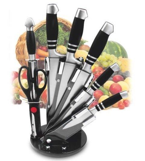 Набор ножей из 8 предметов Benson BN-402