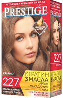 "Крем-краска для волос Vip's Prestige ""227 Карамель"""