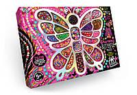 Набор бисера Danko Toys Charming Butterfly Разноцветный 7269DT, КОД: 1319130