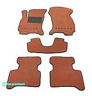 Текстильные коврики Jaguar X-Type 2001-2009 | Автоковрики Sotra ST 00915-CH-Terra