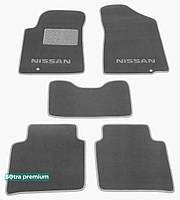 Текстильные коврики Nissan Teana 2008-2014 | Автоковрики Sotra ST 06966-CH-Grey