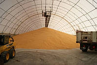 Ангар для зерна, зернохранилища