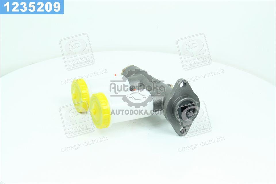 Цилиндр тормозной главный УАЗ 469 старого образца - 2 бачка, без сигнального устройства (Дорожная Карта)  469-3505010
