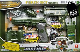Детский военный набор для мальчика sct