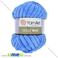 Пряжа YarnArt Dolce Maxi 200 г, 70 м, Голубая 777, 1 моток (YAR-034998)