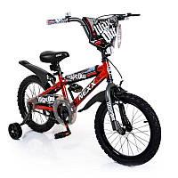 Детский Америнкский Велосипед NEXX BOY-16 Red Splash