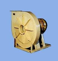 Вентиляторы центробежные высокого давления