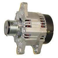 Генератор 105А 1.9D-1.9JTD-1.9MJTD Doblo(с демферным шкивом) 46782213
