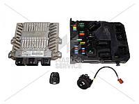 Блок управления двигателем 2.0 для Citroen BERLINGO 1996-2008 9647423380, 9651942480