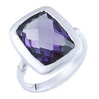 Серебряное кольцо  с олександритом , фото 1