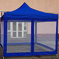 Боковая стенка для шатра,москитная сетка 12м.