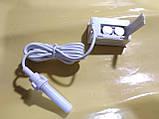Термометр влагомер цифровой на батарейках для измерения температуры и влажности воздуха, фото 2