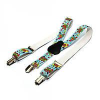 Детские Подтяжки Gofin suspenders С Рисунком Разноцветный Pbd-15000, КОД: 389954