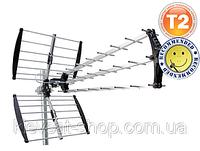 Эфирные антенны более популярны, чем кабельное, интернет и спутниковое телевидение