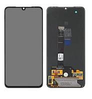 Дисплей (экран) для Xiaomi Mi9 6.39 с сенсором (тачскрином) черный Оригинал