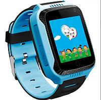Детские смарт-часы с GPS трекером SK-004/G900A blue