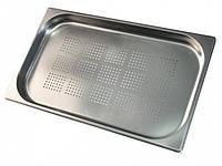 Гастроемкость перфорированная GN 1/1-65 мм. нержавеющая сталь Presto Ware