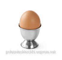 Подставка под яйцо 6 шт. нержавеющая сталь Hendi