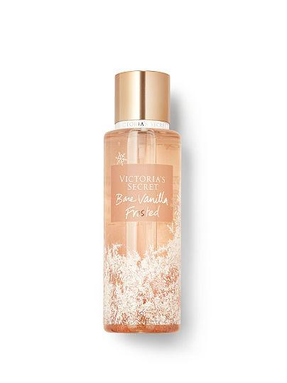 Спрей для тела Bare Vanilla Frosted Victoria's Secret