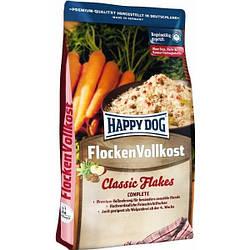 Корм Happy Dog Flocken Vollkost Хеппі Дог Натур Крок для собак пластівці 3 кг