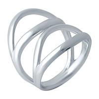 Серебряное кольцо  без камней , фото 1
