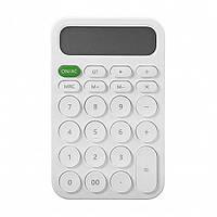 Калькулятор Xiaomi MiiiW Calculator White (MWCL01) EAN/UPC: 6971519750073
