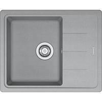 Мойка для кухни из фрагранита Franke Basis BFG 611-62 серый камень